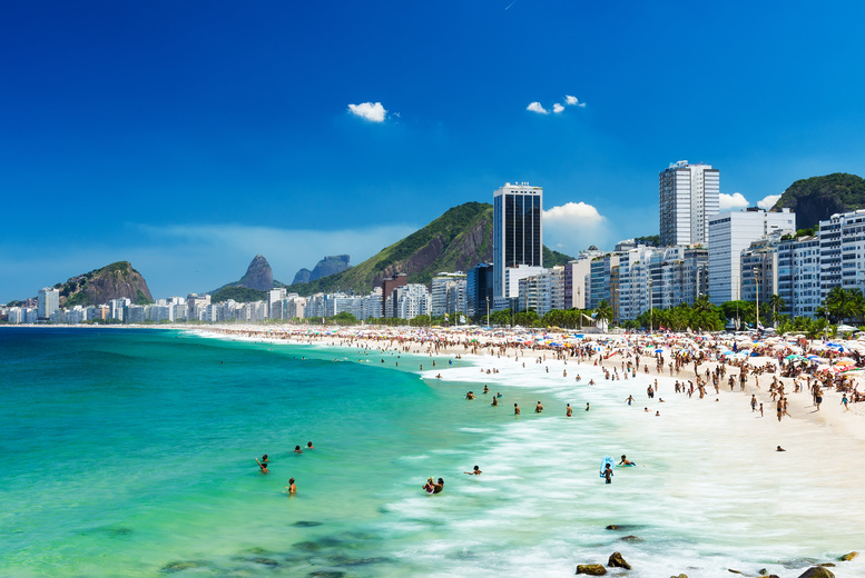 From £999pp (from ClearSky) for a 7-night 4* Rio de Janeiro break inc. flights, breakfast and half-day tour, from £1259pp for 10 nights