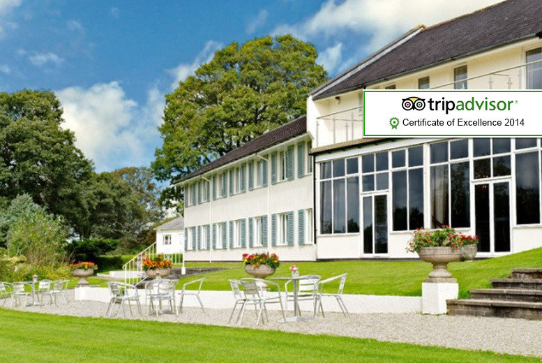 £99 instead of up to £155 (at Moorland Garden Hotel) for a 1nt Devon break for 2 inc. dinner and breakfast, or £169 fo