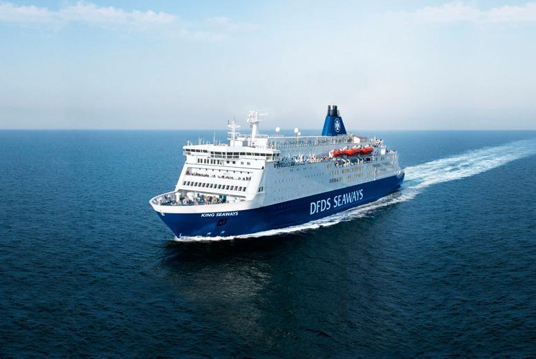 From £79 (from DFDS Seaways) for a 2-night Amsterdam mini cruise for 2 people - sail the seas and save up to 49%