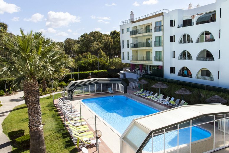 From £149pp instead of £267.48pp (from Major Travel) for a 5nt Algarve beach break inc. return flights from Gatwick or Stansted - save up to 32%