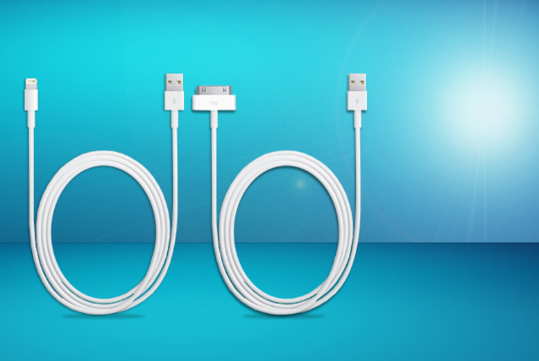 £5.99 instead of £16.99 (from Biggiez) for a 5m iPhone 4 or 5 data and charging cable - save 65% + FREE DELIVERY!
