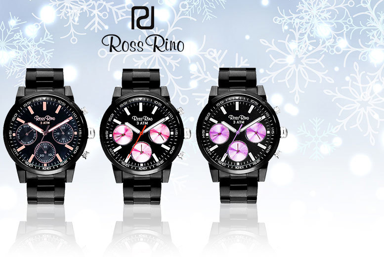 Ross Rino Luxury Womens Watch