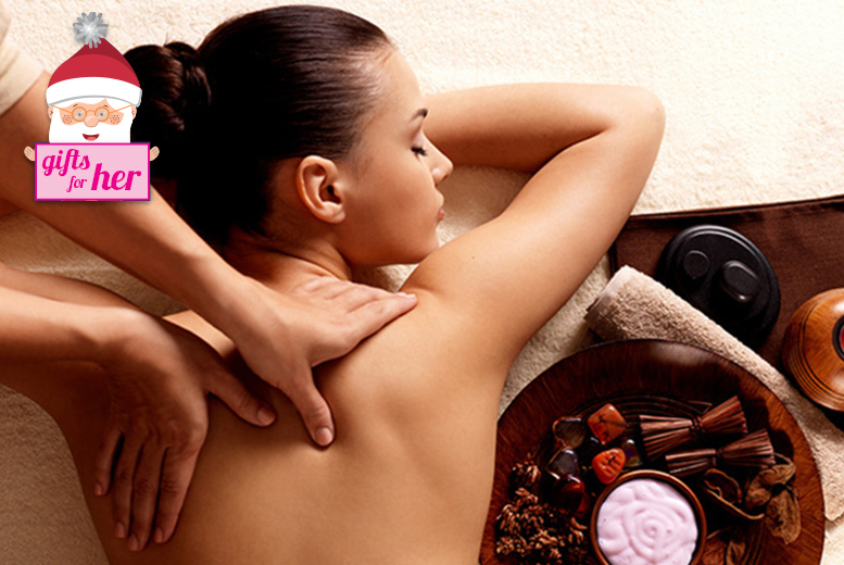 £29 for an Xmas spa day for one including two treatments, access to leisure facilities, bubbly and mince pies, or £49 for two at Tranquillity Spa, Portsmouth - save up to 51%