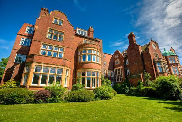 £99 (at The Burlington Hotel, Folkestone) for a 2-night break for 2 including breakfast - save up to 51%