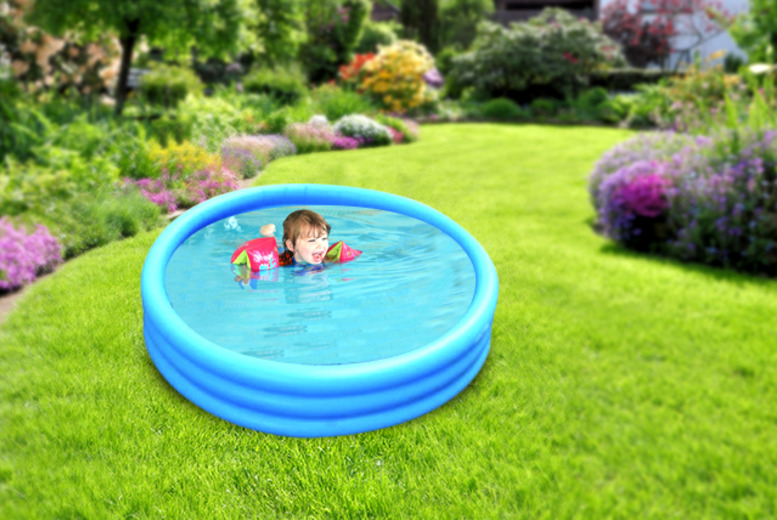 Wowcher deal instead of for Small paddling pool