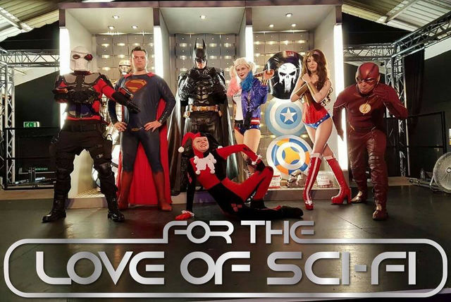 For the Love of Sci-Fi Convention | Liverpool | Wowcher