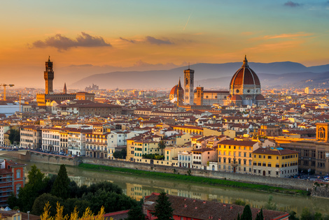 From £89pp (from Clear Sky Holidays) for a two-night Florence escape with flights and breakfast, £129pp for three nights, £159pp for four nights - save up to 39%
