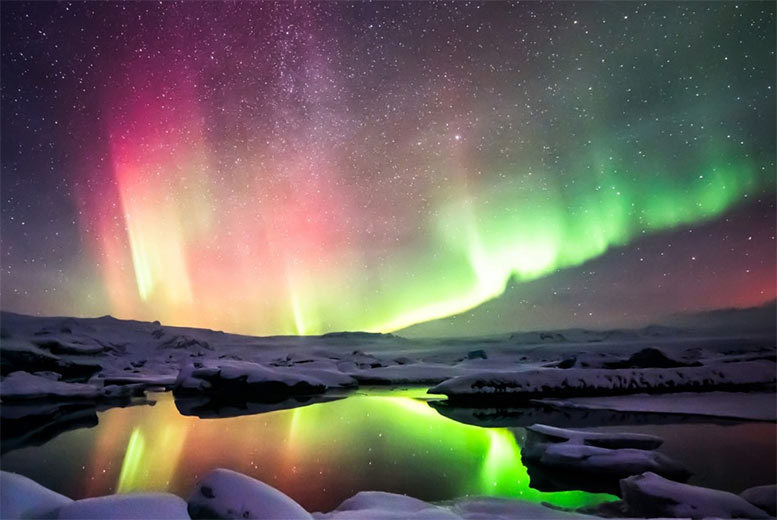From £169pp (from Tour Center) for a two-night 4* Iceland break with return flights and breakfast from London or Manchester, from £219pp for three nights - save up to 53%