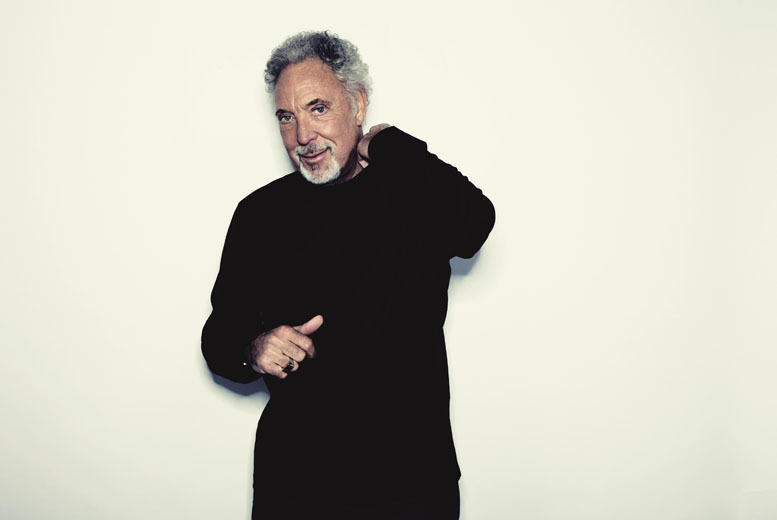 £40 instead of up to £55 for 2 tickets to see Tom Jones at Northamptonshire County Cricket Club on Wed 9th July 2014 - save up to 27%
