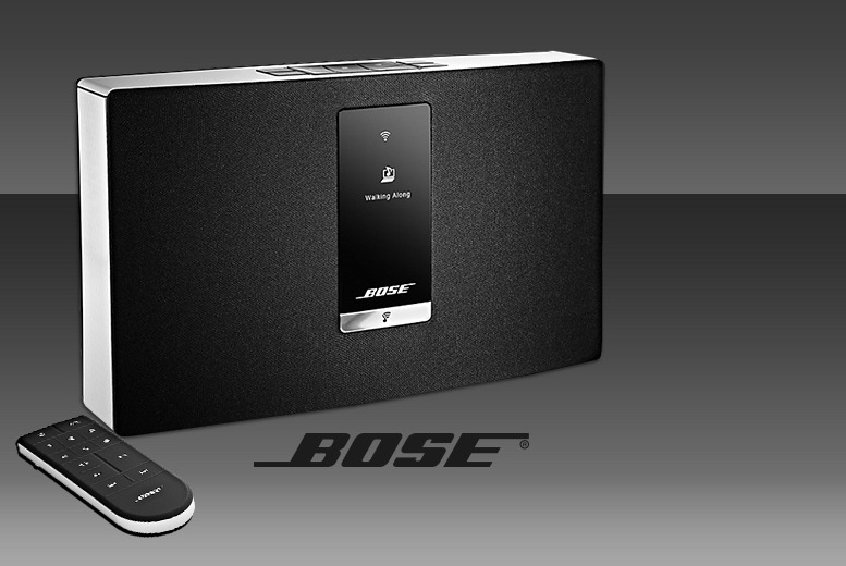 £289 instead of £344.96 (from Wowcher Direct) for a Bose SoundTouch 20 Wi-Fi music system - save £55.96