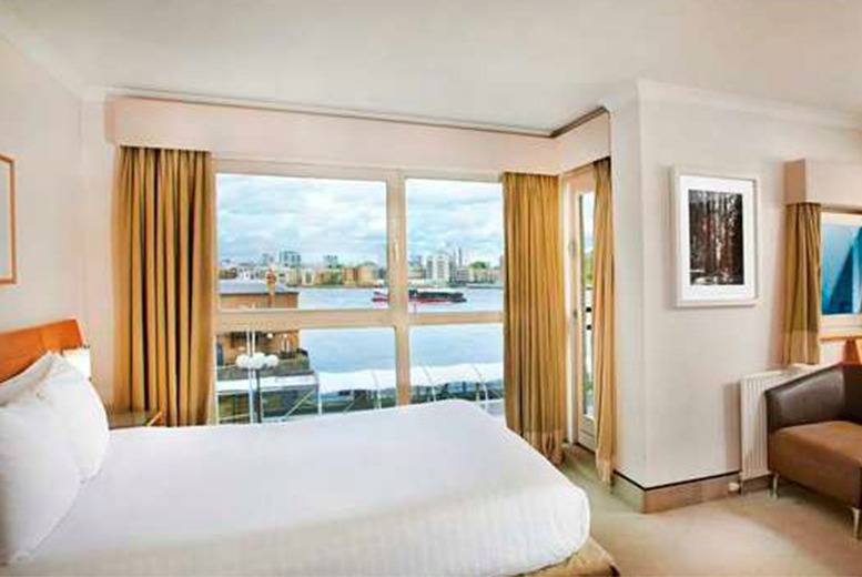 £89pp (from The Omega Holidays Group) for a 1nt stay at Hilton London Docklands Hotel inc. dinner, b'fast & visit to Greenwich for the Tall Ships Regatta
