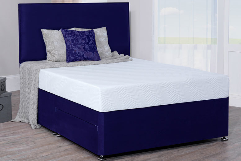 £59 (from My Mattress Online) for a single-quilted eco reflex memory foam mattress, £69 for a small double or double, or £89 for a king size - save up to 80%