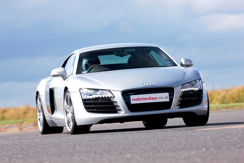 £79 for a triple supercar experience plus a passenger lap in your choice of six locations from Red Letter Days