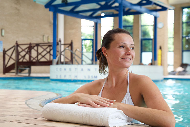 £134 for an overnight spa stay for two people including breakfast from Activity Superstore - choose from over 30 locations!