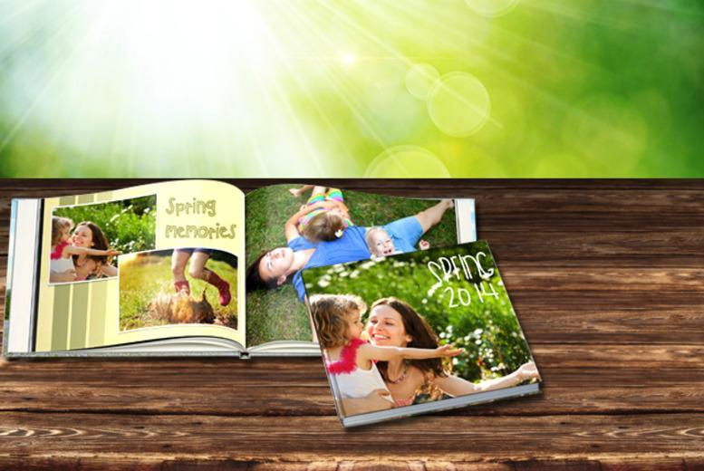 £19 instead of £78.28 (from Bonusprint) for a 106-page large landscape photo book - save 76%