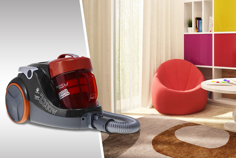 £59.99 (from Hoover) for a Spirit Cylinder vacuum cleaner.