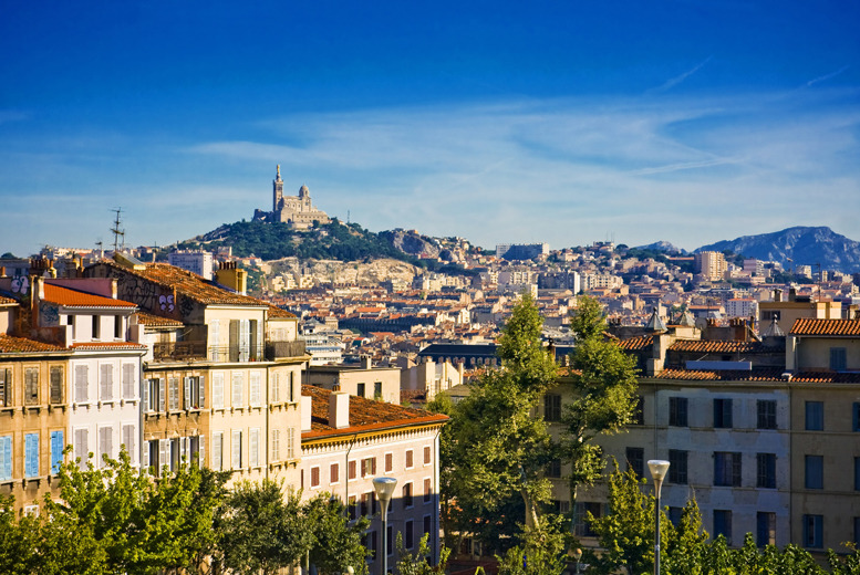 From £99pp (from WorldBound) for a 2-night Marseille break inc. return flights and breakfast, or from £129pp for 3 nights - save up to 25%