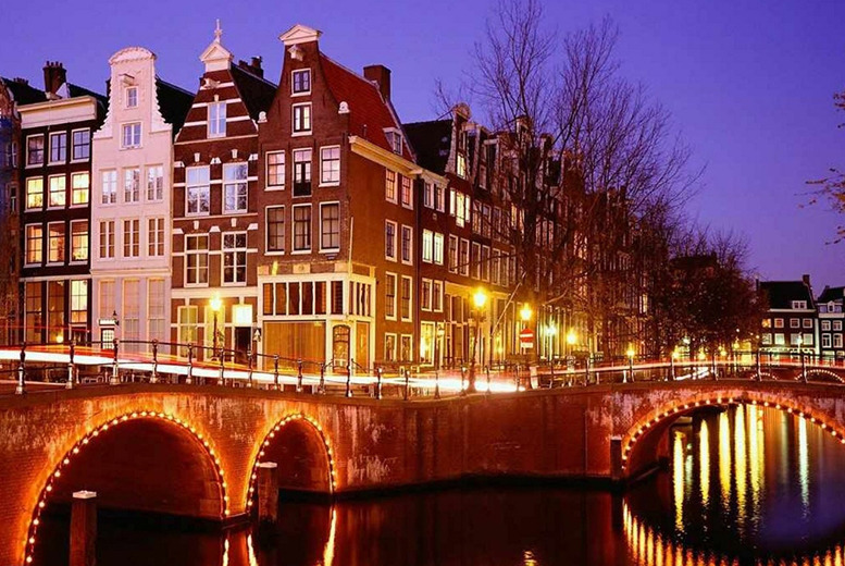 From £99pp (from Tour Center) for a 2-night Amsterdam break with accommodation and return flights, from £139pp for 3 nts - save up to 34%