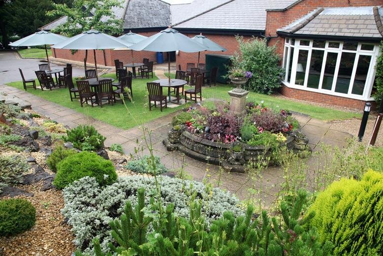 £99 (at The Legacy Farnham Hog's Back Hotel) for an overnight stay for 2 including dinner each, breakfast and health club access - save up to 29%
