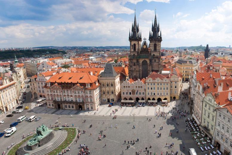 From £99pp (from iFly) for a 2nt 4* Prague break inc. return flights - save up to 56%