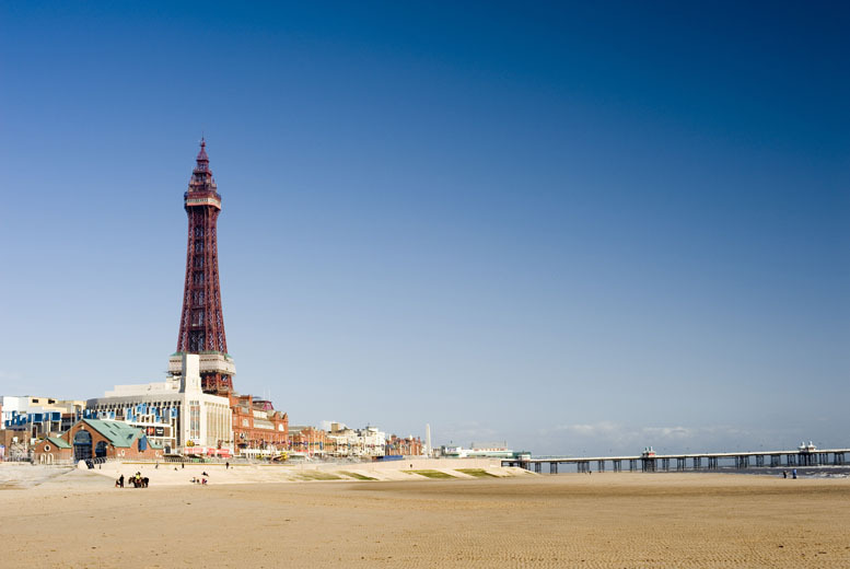 £59 instead of up to £100 (at The Claire Michelle, Blackpool) for a 2-night break for 2 including breakfast – save up to 41%