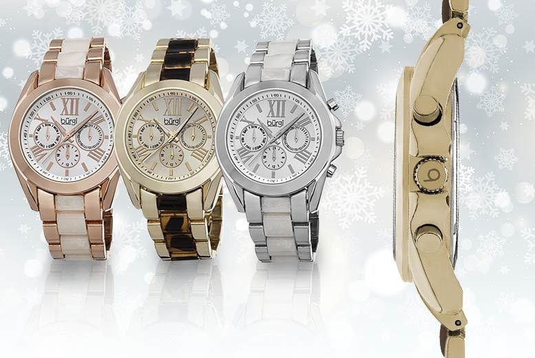 Burgi Womens Watch