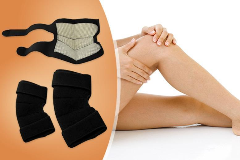 £8.99 (from Aneeks) for a thermal magnetic 'knee support' with tourmaline self-heating padding