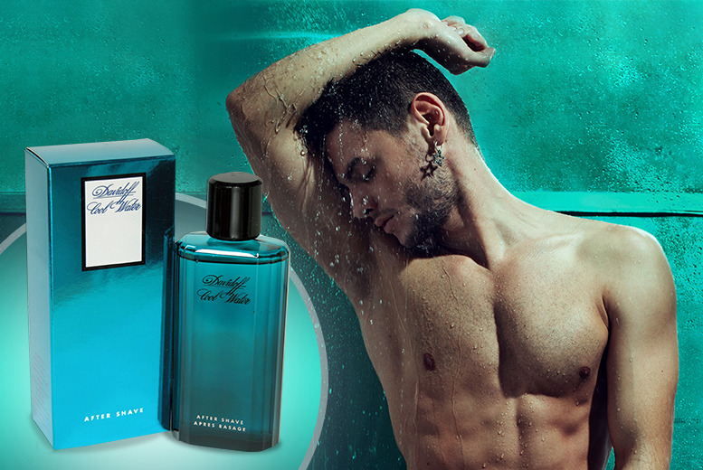 £24 instead of £49.01 for a mens' Davidoff Cool Water aftershave from Wowcher Direct - save 51%