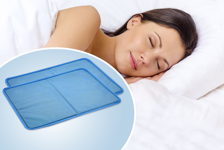 £8.99 for a Magic Cool pillow, £15.99 for 2, £39.99 for a mattress topper, £44.99 pillow & topper, £49.99 2 pillows & 1 topper