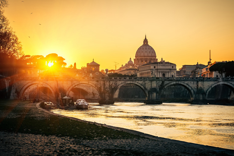 From £79pp instead of up to £113.57pp (from ClearSky) for a 2-night Rome break inc. flights, from £119pp for 3 nights - save up to 30%