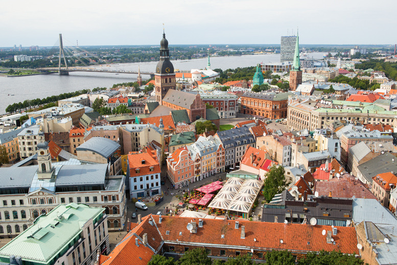 From £69pp (from ClearSky) for a 2-night break in Riga, Latvia including return flights and daily breakfast - save up to 34%