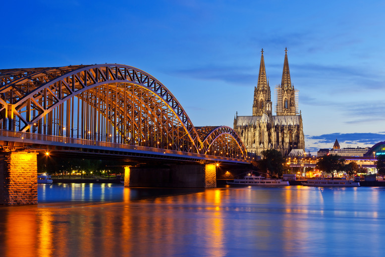 From £89pp (from Major Travel) for a 2nt 3* Cologne break inc. flights, or from £99pp for a 3nt break - save up to 53%