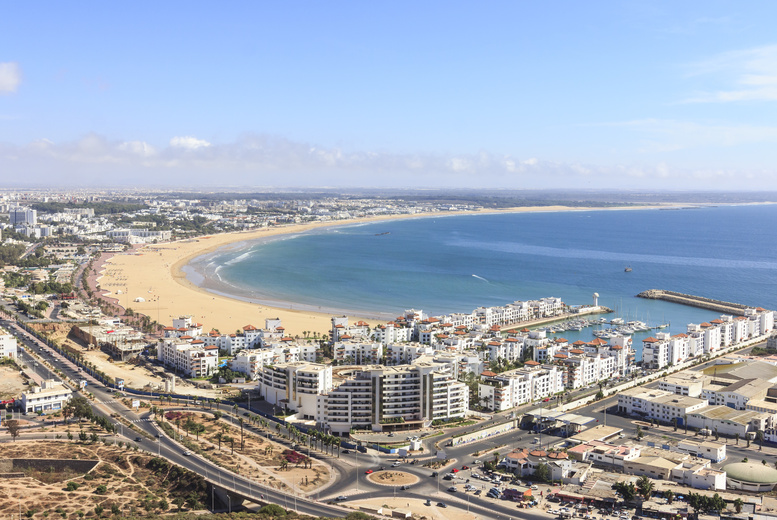 From £199pp (from iFly) for a 3nt 4* all-inclusive Agadir break inc. return flights, from £289pp for 5nts, from £369pp for 7nts - save up to 26%