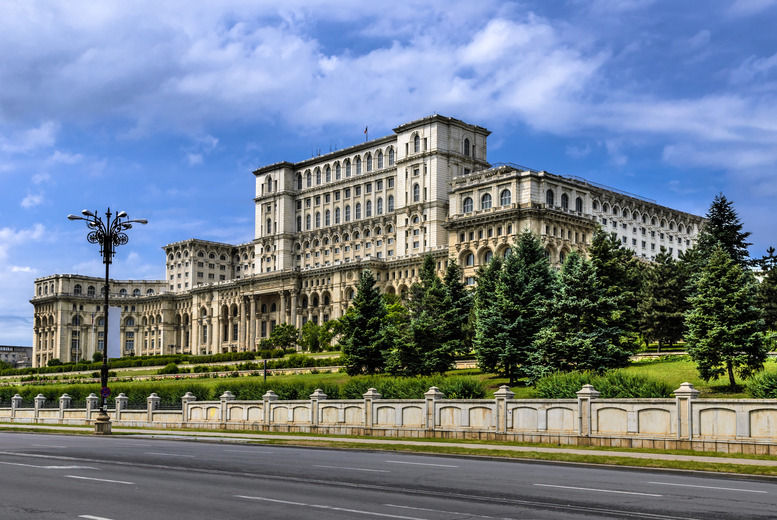 From £79pp (from ClearSky) for a 2-night 3* Bucharest break inc. flights and breakfast, from £99pp for 3 nights - save up to 42%