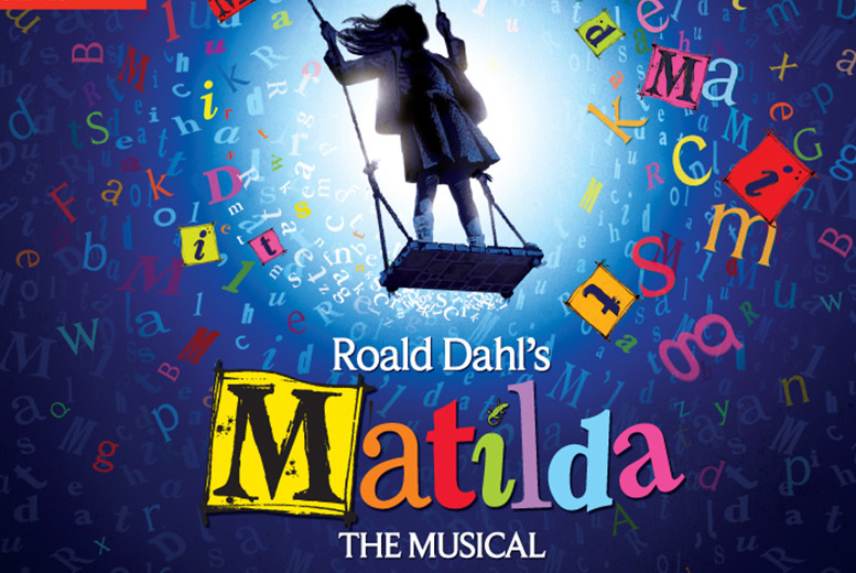 £149pp (from the Omega Holiday Group) for a 4* overnight London stay inc. breakfast and tickets to Matilda The Musical