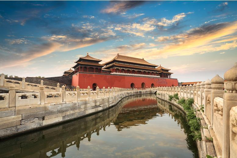 From £699pp instead of up to £1309.88pp (from Merry Travel) for a 5-night China tour inc. return flights, from £1129pp for 8 nights - save up to 47%