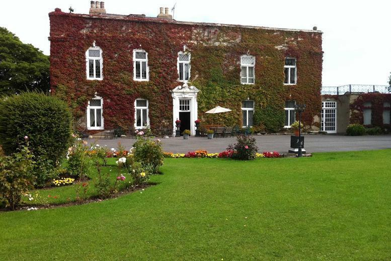 £49 (at Hardwicke Hall Manor Hotel, Hartlepool) for a 1nt stay for 2 including a bottle of sparkling wine & breakfast, or £89 for 2nts - save up to 48%