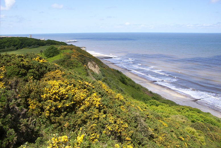 From £39 (from UK Mini Break) for an overnight stay in a studio for 2, from £59 in an apartment sleeping up to 4 at Cromer Country Club - save up to 30%