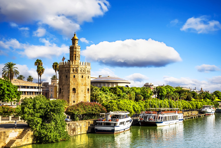 From £99pp (from ClearSky) for a two-night 4* Seville break inc. flights and breakfast, from £139pp for three nights - save up to 24%