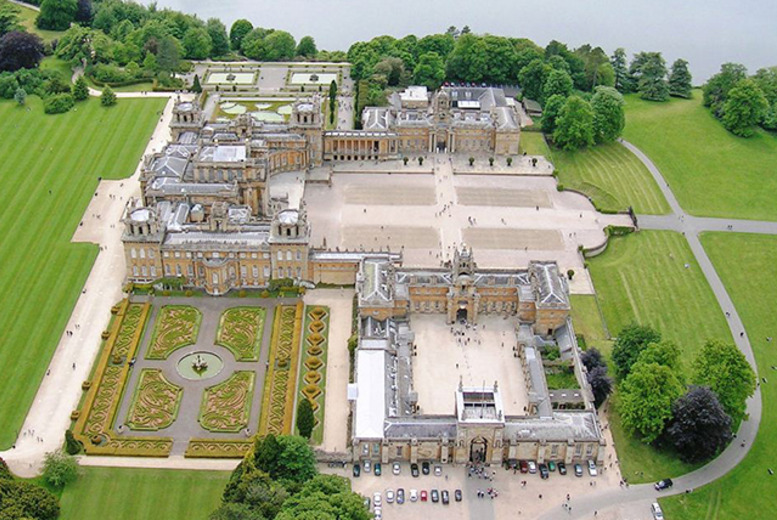 £34 instead of up to £84 for a Blenheim Palace, Cotswolds and Oxford luxury coach tour with Luxury Travel and Tours - save up to 60%