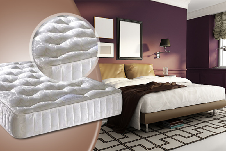 £199 for a single Sapphire or Quartz 3000 pocket sprung mattress, £239.95 for a small double or double, £249.95 for king or £319.95 for super king