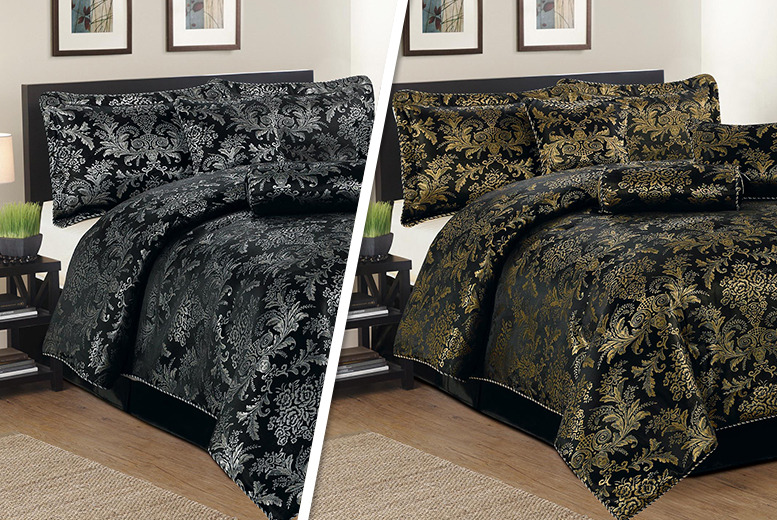 £40 instead of £80.99 (from Your Essential Store) for a double 7-piece quilted bedding set, or £43 for a king size - save up to 51%