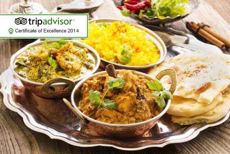 From £17 instead of up to £43.70 for a 2-course Indian meal for 2 inc. a coffee each and a side of Bombay aloo at Sherwoods Restaurant, Birmingham - save up to 57%