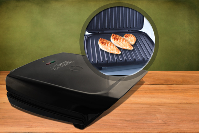 £29.99 instead of £45 for a George Foreman 7-portion family grill from Wowcher Direct - save a lean, mean 33%