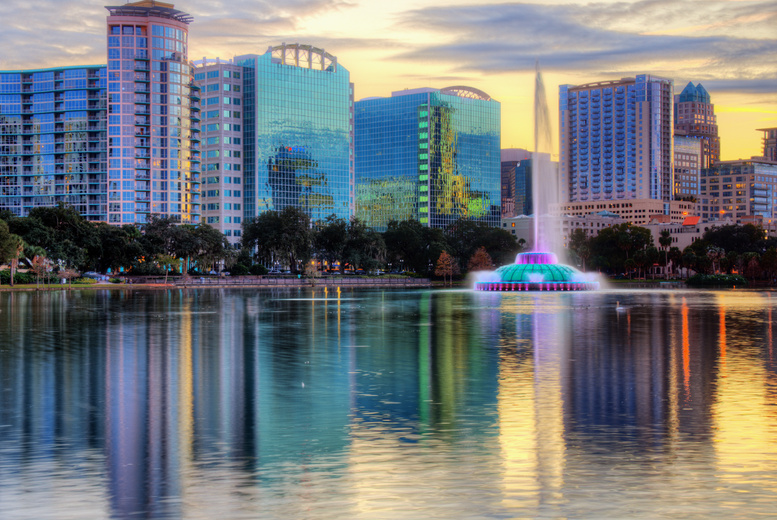 From £539pp (with Airbridge Travel) for a 7-night Orlando break including return flights and car hire, £609 for 10 nights - save up to 15%