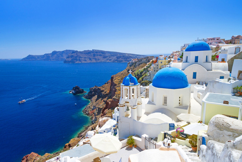 From £799pp (from 118 Cruise) for a Mediterranean cruise package inc. 7nts full board, 2nts in Athens and return flights - save up to 40%