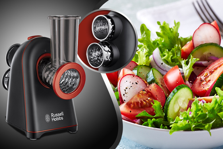 £29 instead of £44.51 for a Russell Hobbs Desire Slice-and-Go from Wowcher Direct - save 35%