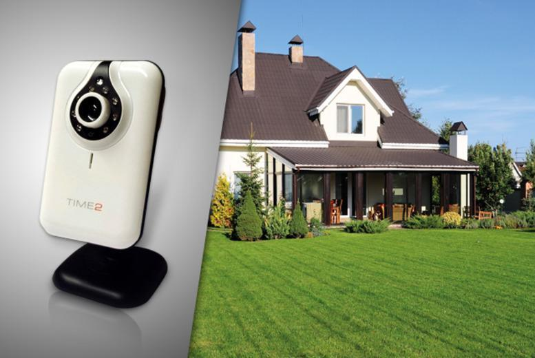 £39.99 instead of £139.99 (from fontab) for an MIP11 wireless surveillance camera with night vision - save 71%
