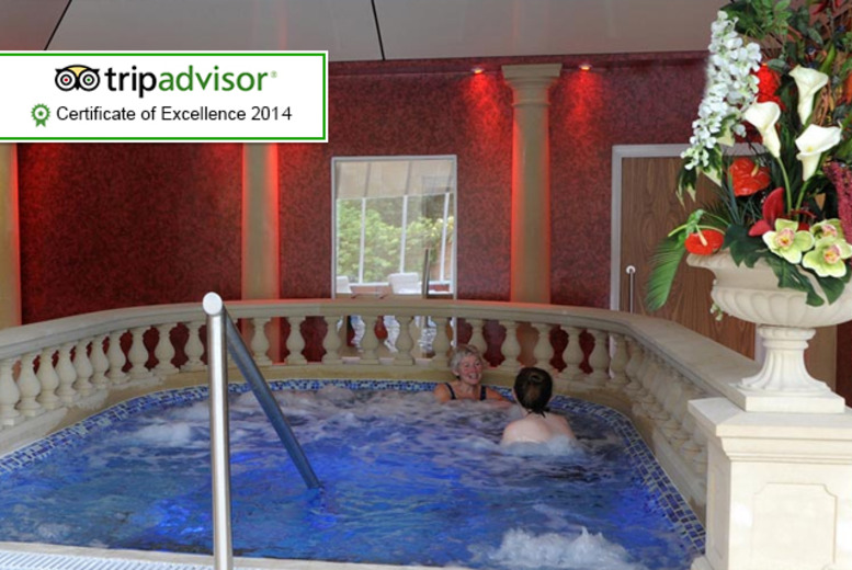 £33 for a spa day inc. choice of treatment & access to all facilities at The Parsonage Hotel & Spa, York - save 49%
