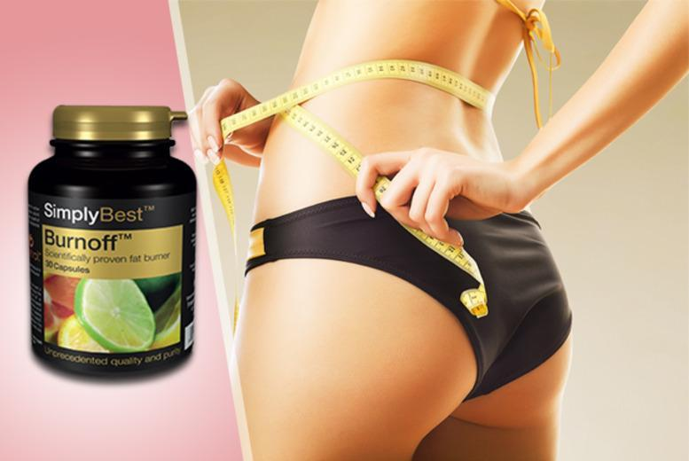 £18 instead of £79.98 (from Simply Supplements) for 360 Burnoff™ capsules - save 77% + DELIVERY INCLUDED